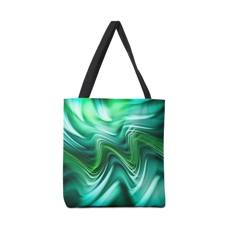 Fractal Art XXXV Accessories Bag by Abstract designs