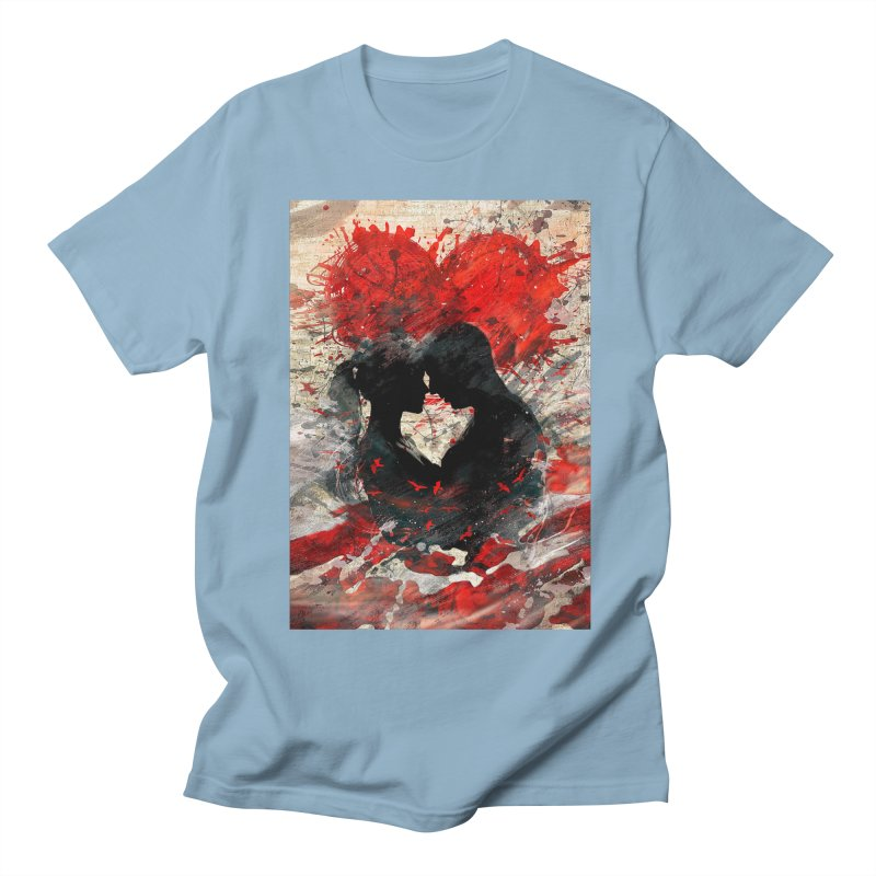 Artistic - Forever together Women's Unisex T-Shirt by Abstract designs