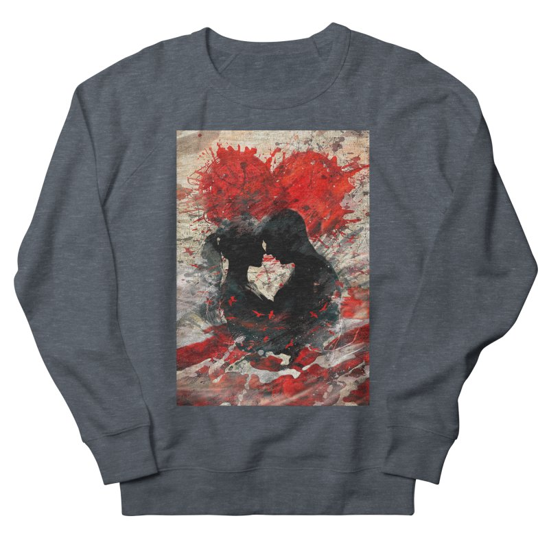 Artistic - Forever together Women's Sweatshirt by Abstract designs