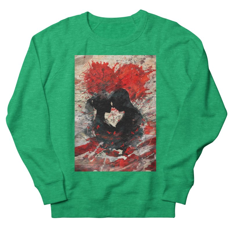 Artistic - Forever together Men's Sweatshirt by Abstract designs