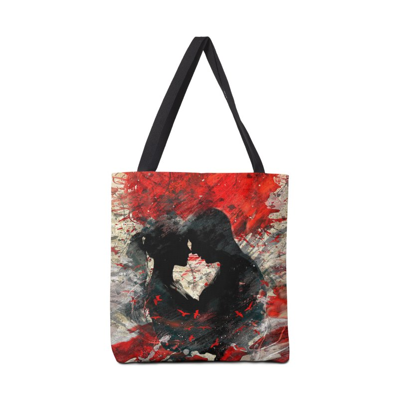 Artistic - Forever together Accessories Bag by Abstract designs
