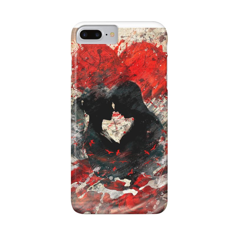 Artistic - Forever together Accessories Phone Case by Abstract designs