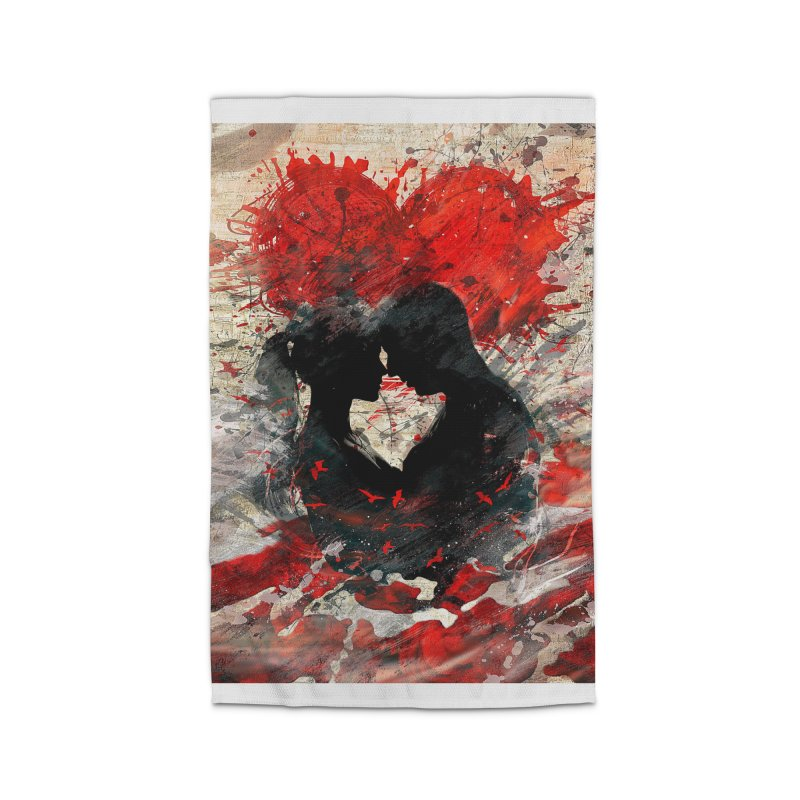 Artistic - Forever together Home Rug by Abstract designs