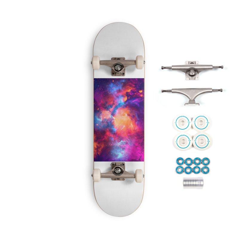 Artistic XCI - Nebula V Accessories Skateboard by Art Design Works
