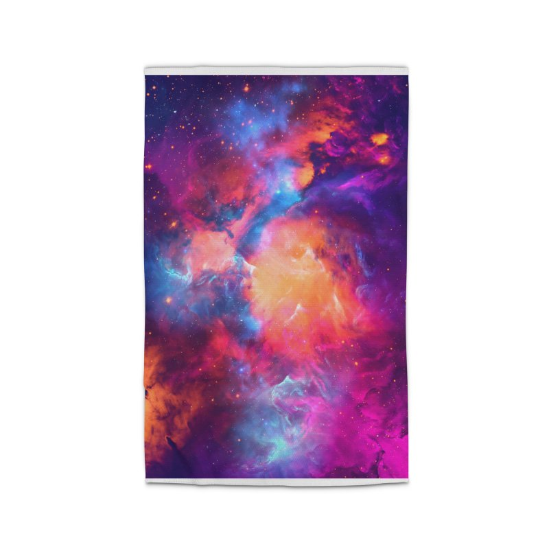 Artistic XCI - Nebula V Home Rug by Abstract designs