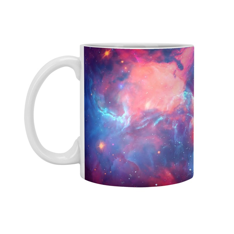 Artistic XCI - Nebula V Accessories Mug by Abstract designs