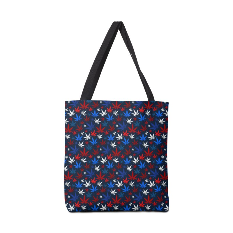 Pattern XIV Accessories Bag by Abstract designs