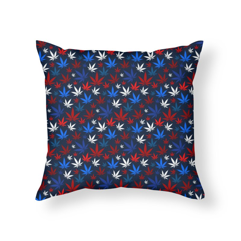 Pattern XIV Home Throw Pillow by Abstract designs