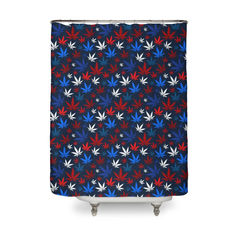 Pattern XIV Home Shower Curtain by Abstract designs