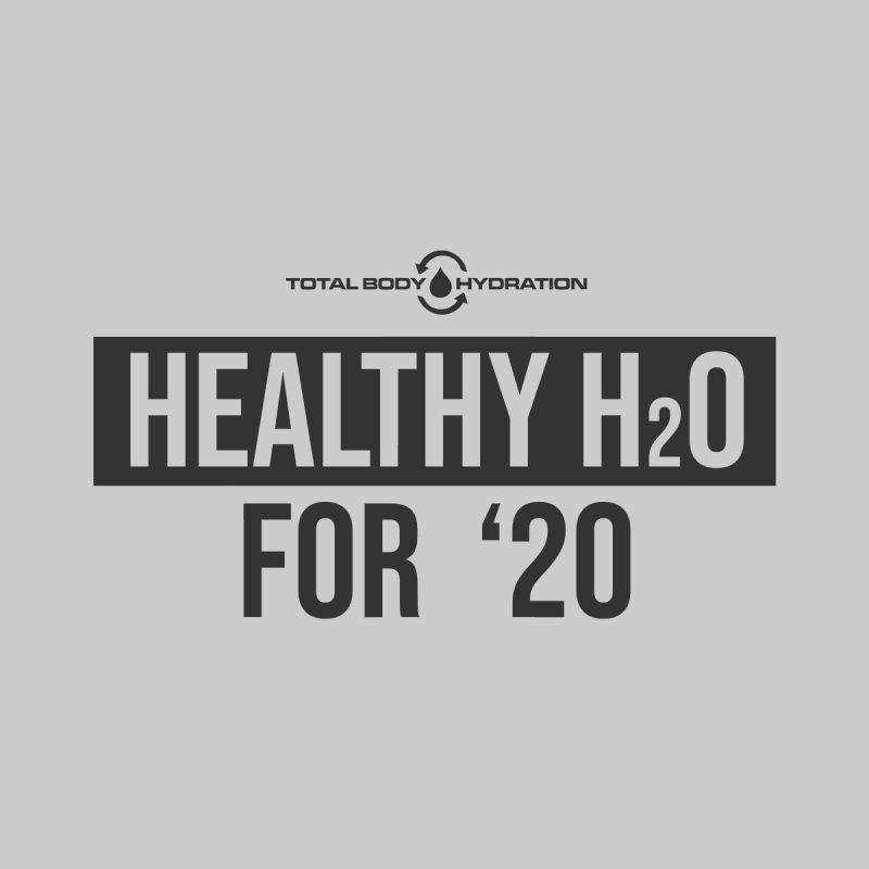H2O for '20 Tee Lights Men's T-Shirt by tmographics custom designs