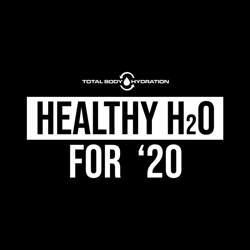 H2O for '20 Tee Darks Men's T-Shirt by tmographics custom designs