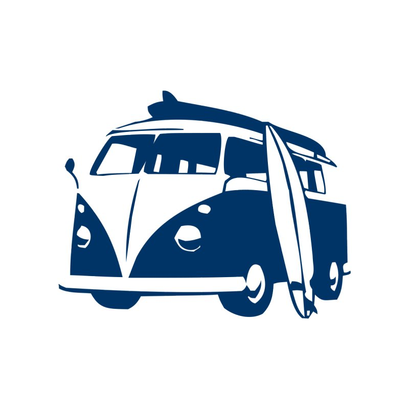 Bus n' Board Tee Kids T-Shirt by tmographics custom designs