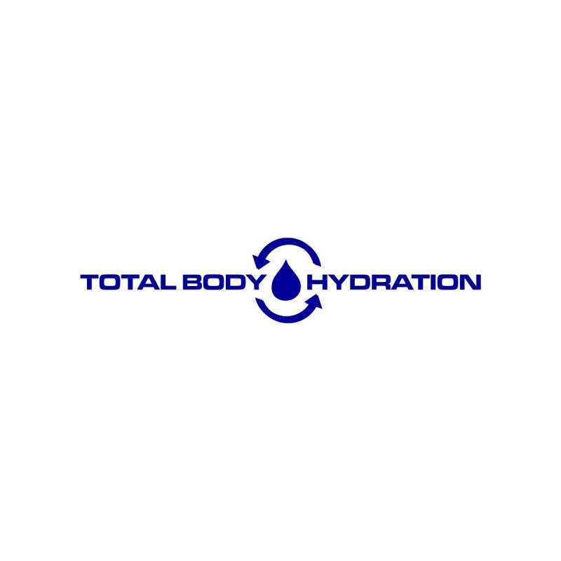 Total Body Hydration Tee - Lights Men's T-Shirt by tmographics custom designs