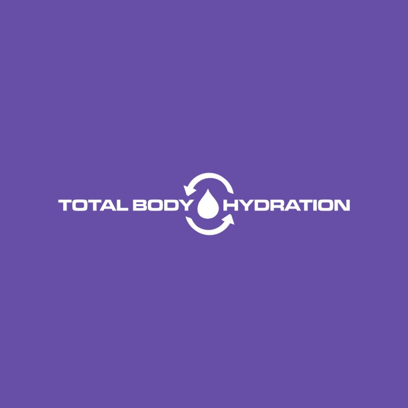 Total Body Hydration Tee - Darks Women's T-Shirt by tmographics custom designs