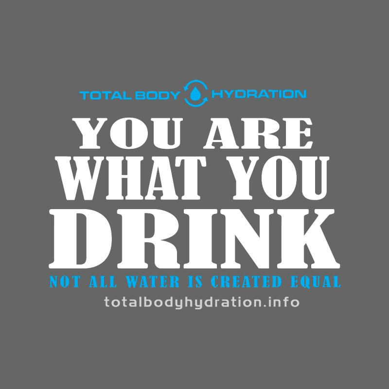 TBH - You Are What You Drink Tee Men's T-Shirt by tmographics custom designs