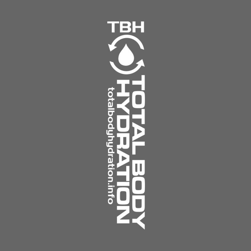 TBH Vertical Logo - Dark Tees Men's T-Shirt by tmographics custom designs