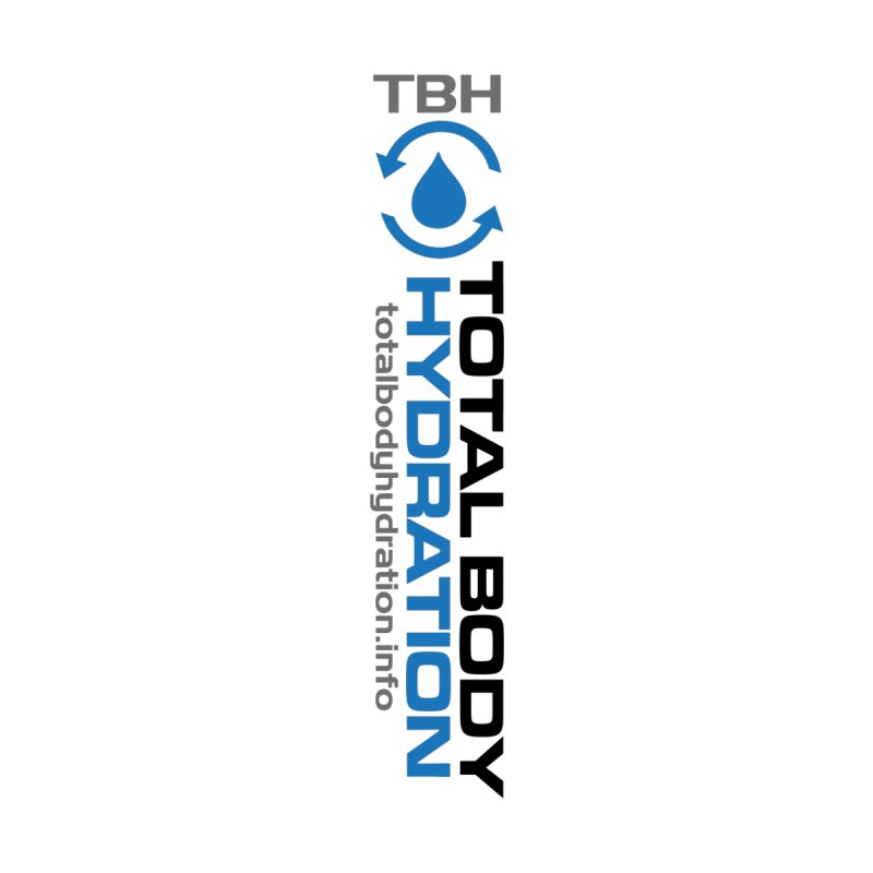 TBH Vertical Logo - Lights Tees Men's T-Shirt by tmographics custom designs