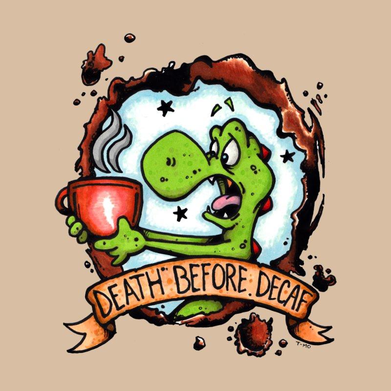 Decaf Men's T-Shirt by tmoney's Artist Shop