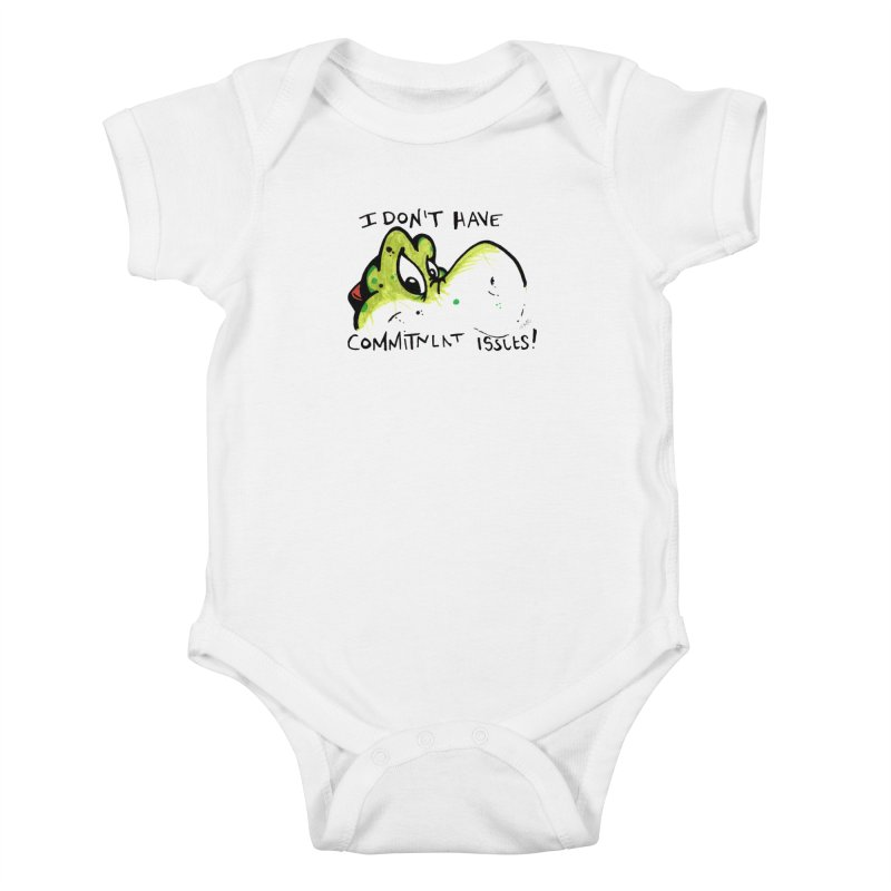 Issues Kids Baby Bodysuit by tmoney's Artist Shop