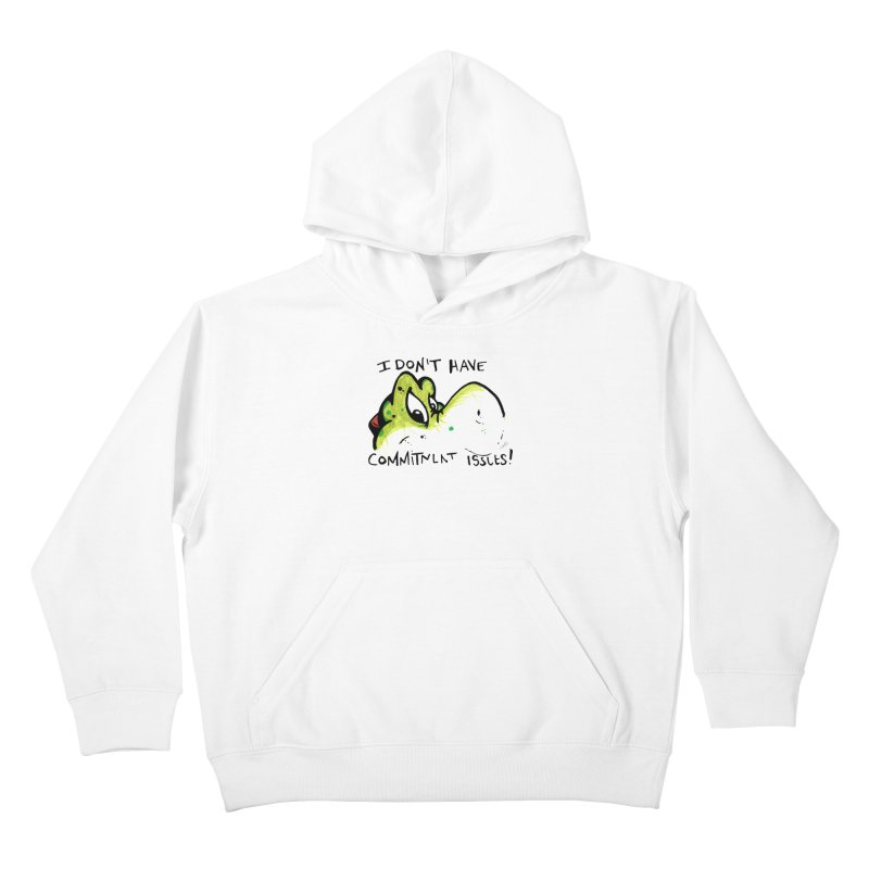 Issues Kids Pullover Hoody by tmoney's Artist Shop