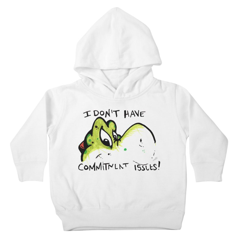 Issues Kids Toddler Pullover Hoody by tmoney's Artist Shop