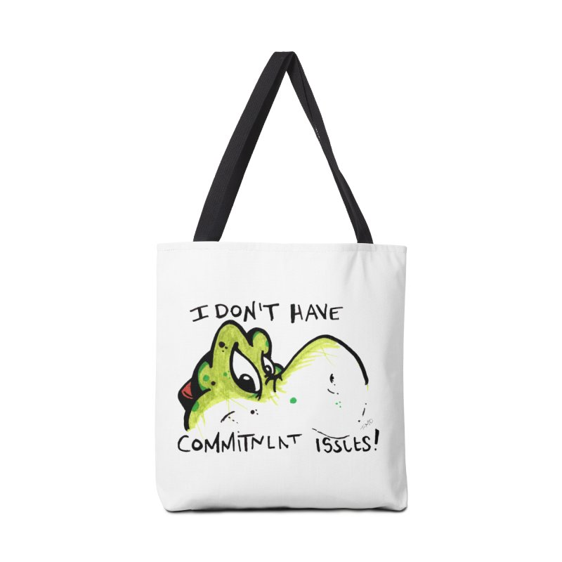 Issues Accessories Tote Bag Bag by tmoney's Artist Shop