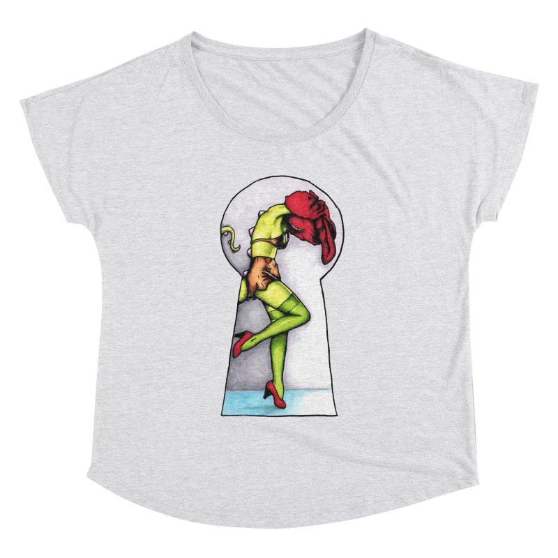 Key Women's Dolman Scoop Neck by tmoney's Artist Shop