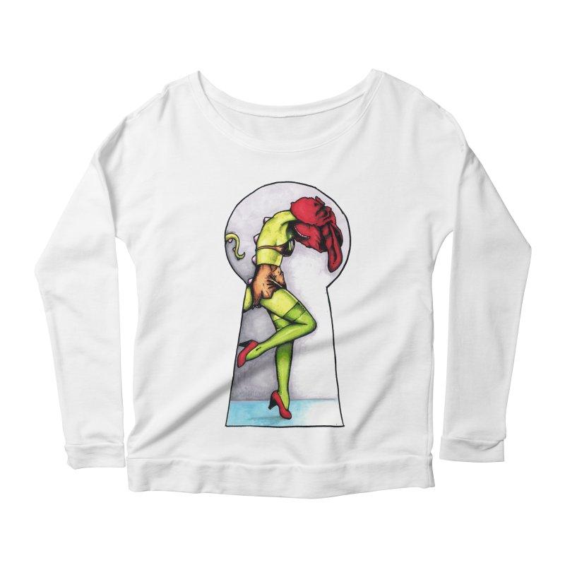 Key Women's Scoop Neck Longsleeve T-Shirt by tmoney's Artist Shop