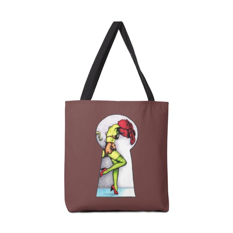 Key Accessories Tote Bag Bag by tmoney's Artist Shop
