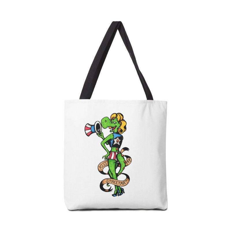 Kiss Accessories Tote Bag Bag by tmoney's Artist Shop