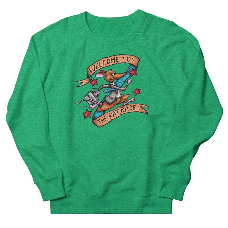 Ratrace Women's Sweatshirt by tmoney's Artist Shop
