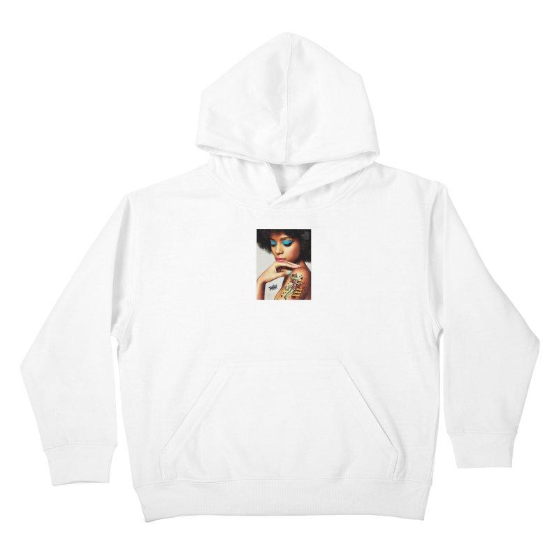 Steady Kids Pullover Hoody by tmoney's Artist Shop