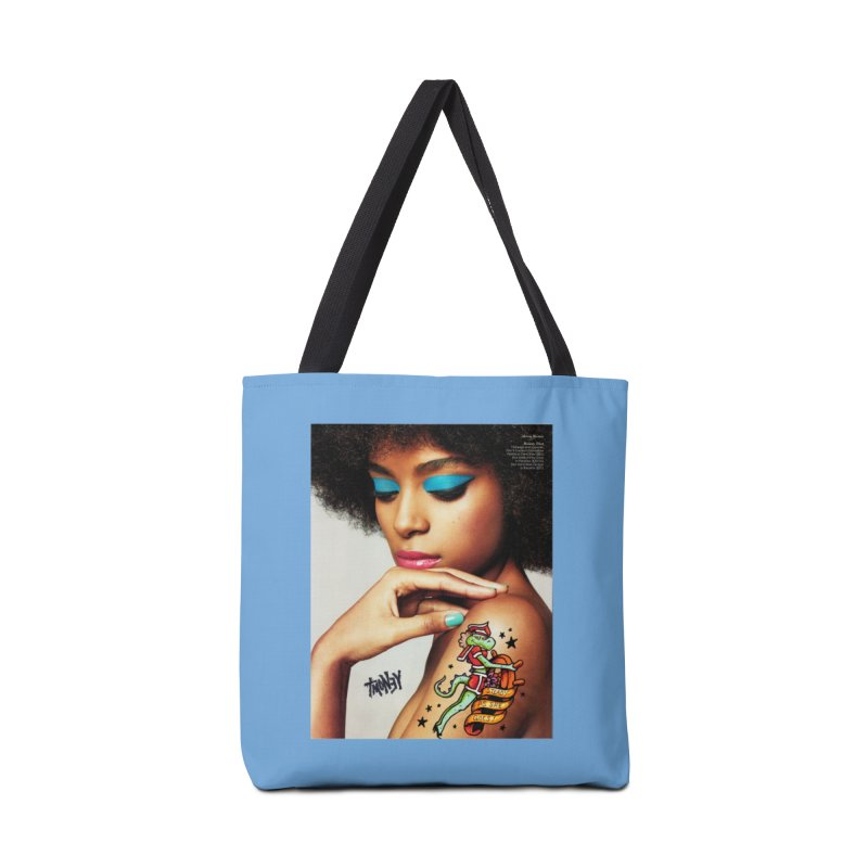 Steady Accessories Tote Bag Bag by tmoney's Artist Shop