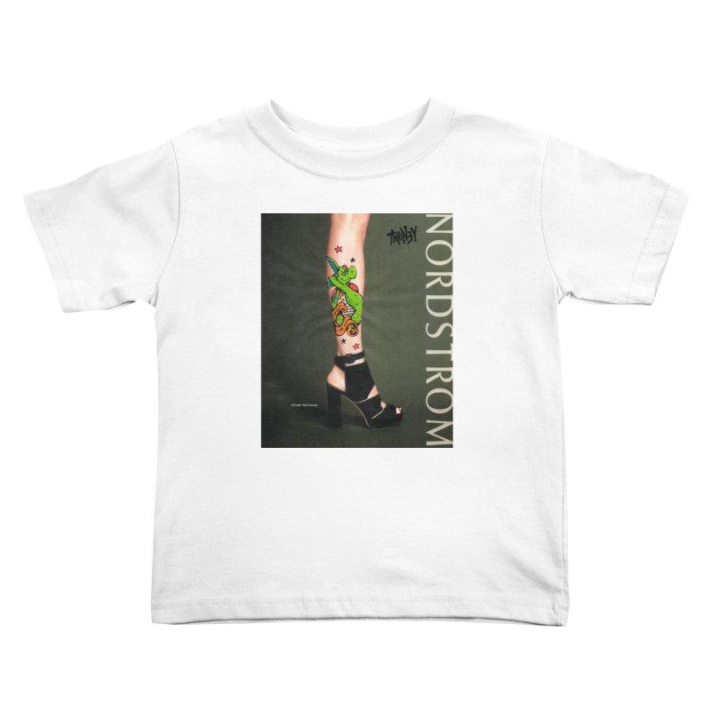 Tattoo Kids Toddler T-Shirt by tmoney's Artist Shop