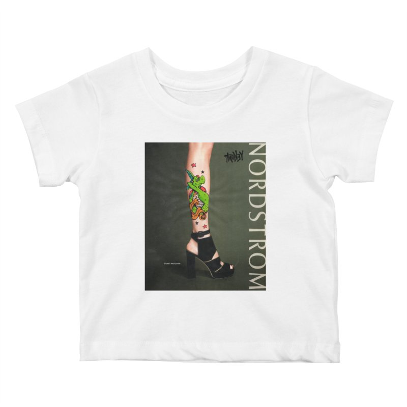 Tattoo Kids Baby T-Shirt by tmoney's Artist Shop