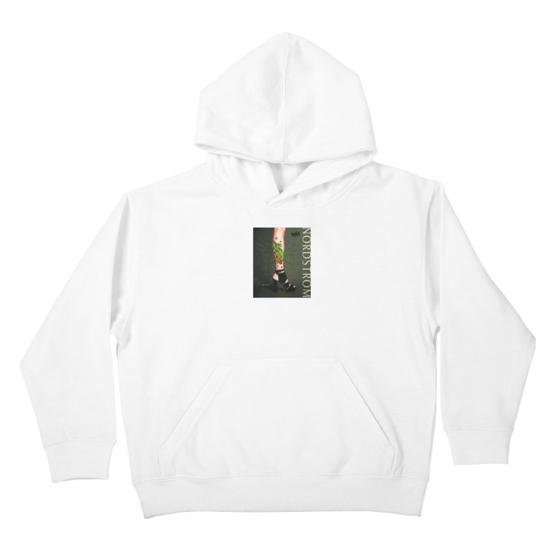 Tattoo Kids Pullover Hoody by tmoney's Artist Shop