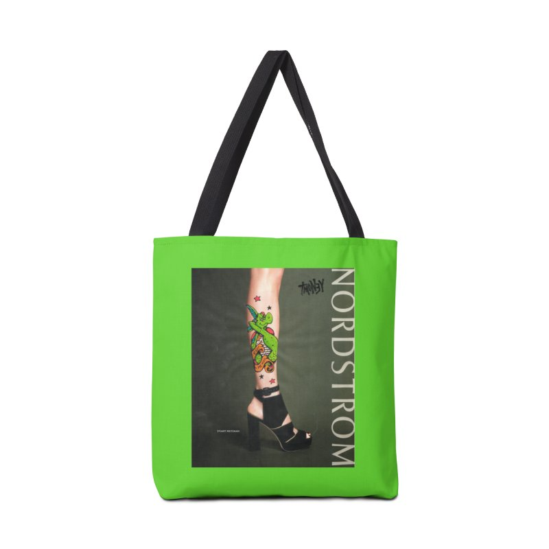 Tattoo Accessories Tote Bag Bag by tmoney's Artist Shop