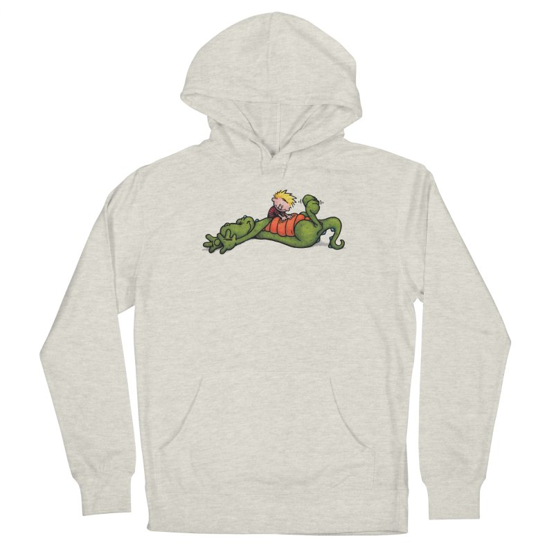 Tickle Men's French Terry Pullover Hoody by tmoney's Artist Shop