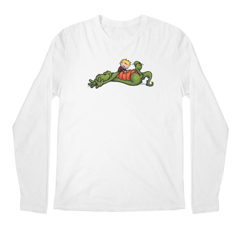 Tickle Men's Regular Longsleeve T-Shirt by tmoney's Artist Shop