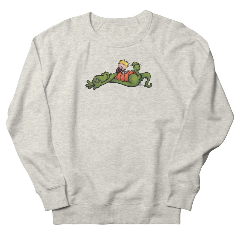Tickle Men's French Terry Sweatshirt by tmoney's Artist Shop