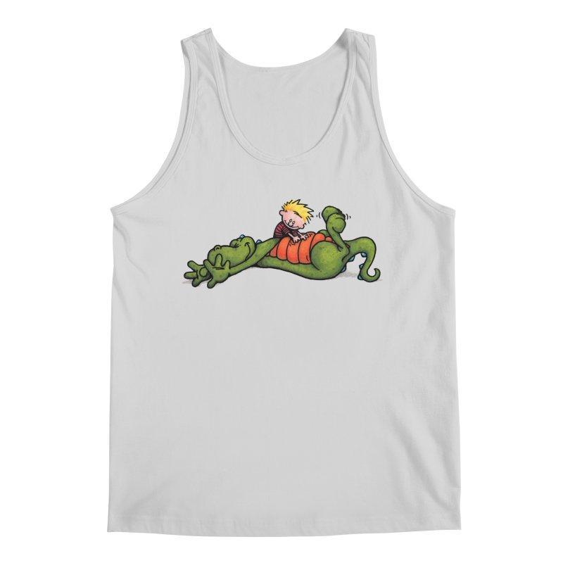 Tickle Men's Regular Tank by tmoney's Artist Shop