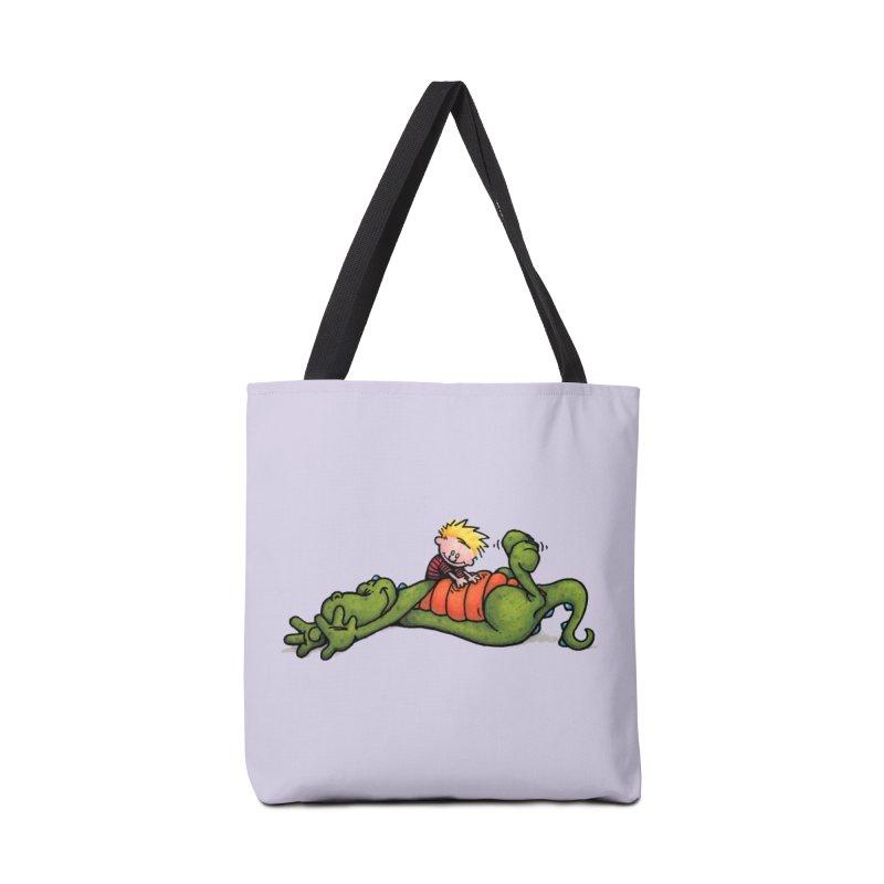 Tickle Accessories Tote Bag Bag by tmoney's Artist Shop