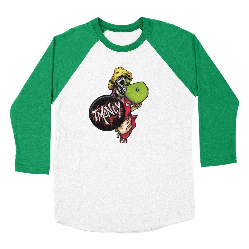 Waitress Men's Baseball Triblend Longsleeve T-Shirt by tmoney's Artist Shop