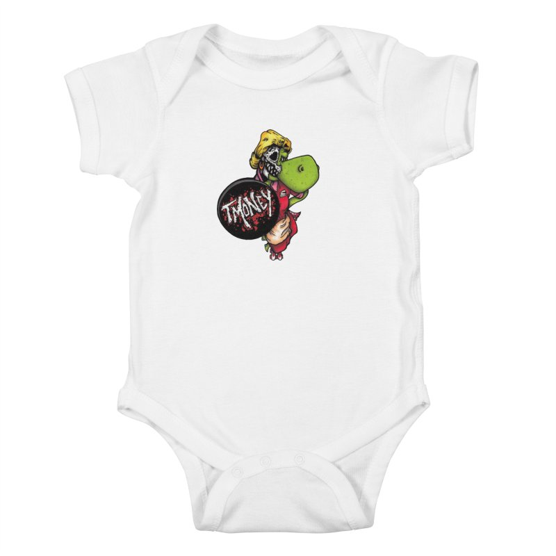 Waitress Kids Baby Bodysuit by tmoney's Artist Shop