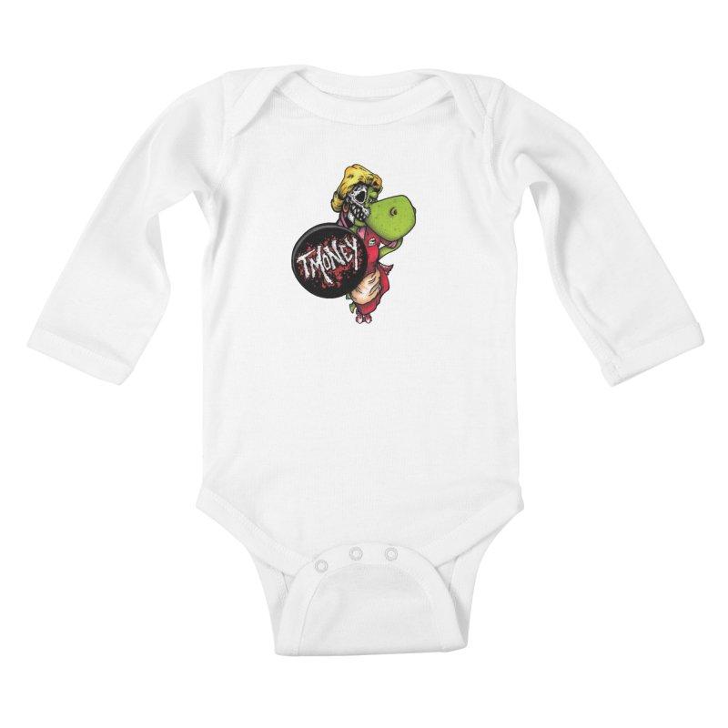 Waitress Kids Baby Longsleeve Bodysuit by tmoney's Artist Shop