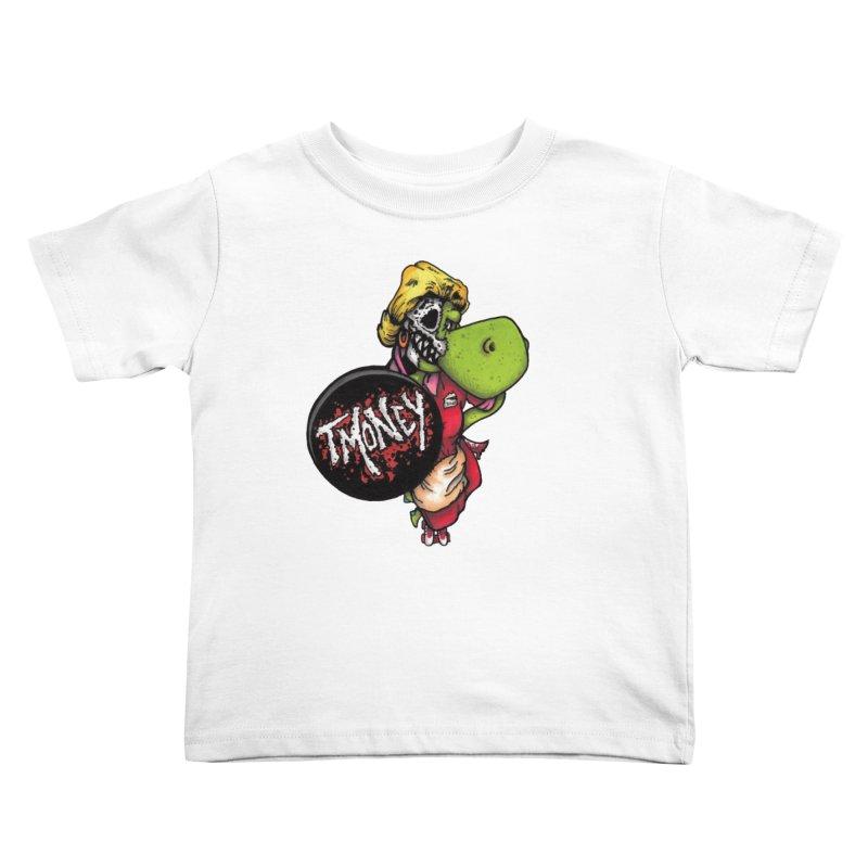 Waitress Kids Toddler T-Shirt by tmoney's Artist Shop