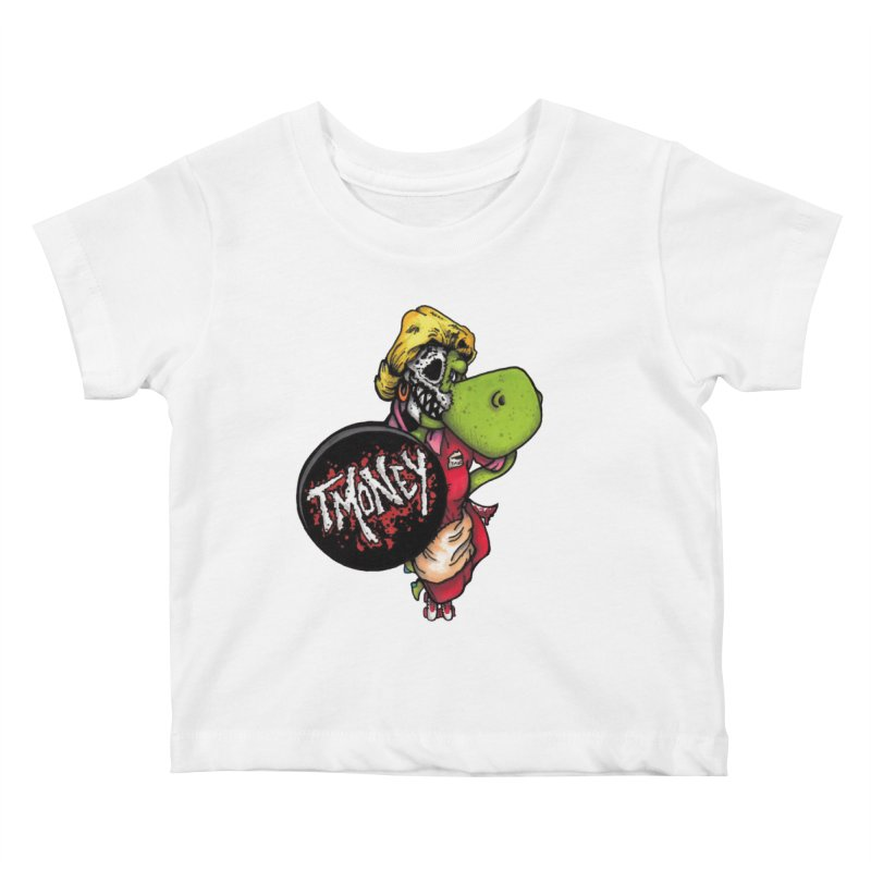 Waitress Kids Baby T-Shirt by tmoney's Artist Shop