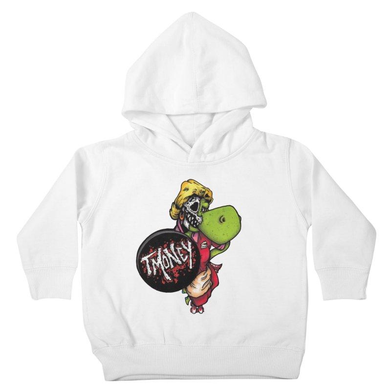 Waitress Kids Toddler Pullover Hoody by tmoney's Artist Shop