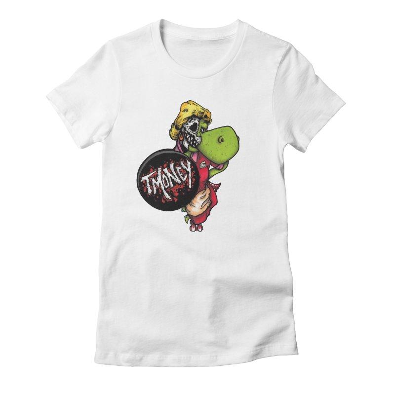 Waitress Women's Fitted T-Shirt by tmoney's Artist Shop