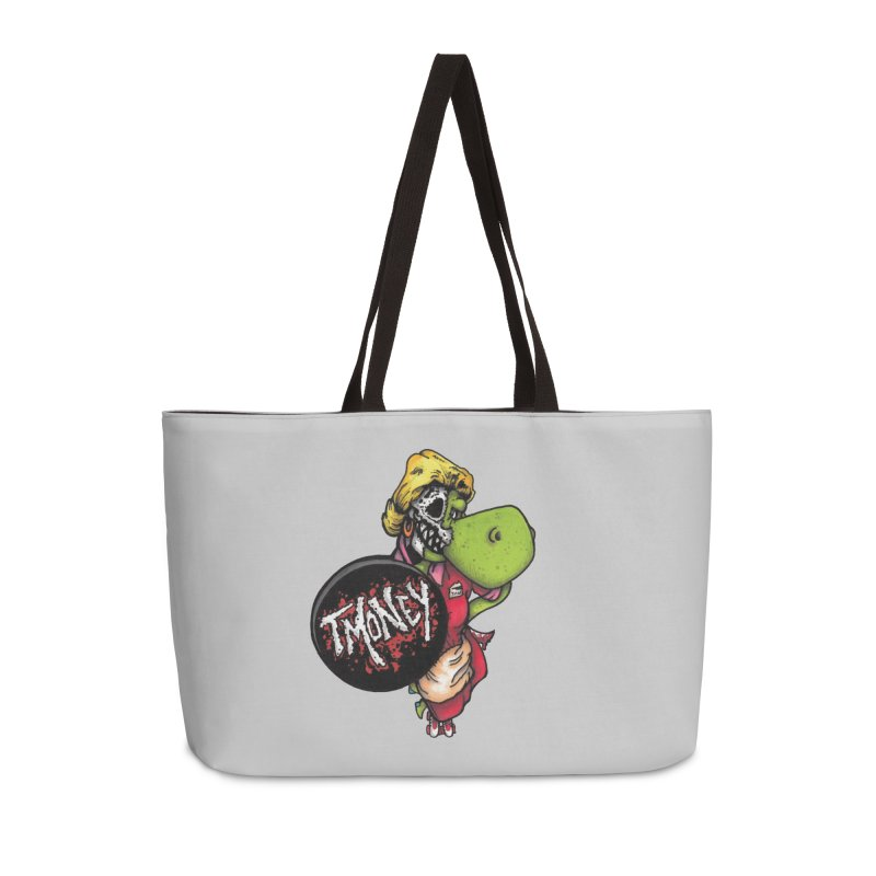 Waitress Accessories Weekender Bag Bag by tmoney's Artist Shop